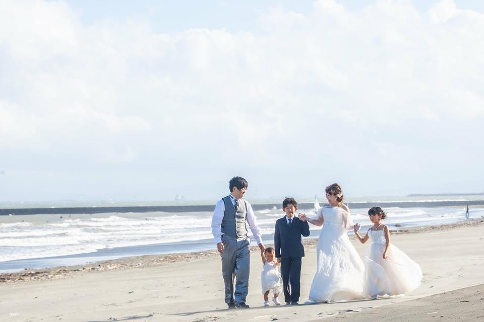 フォトウエディング 写真だけの結婚式 家族写真 徳島